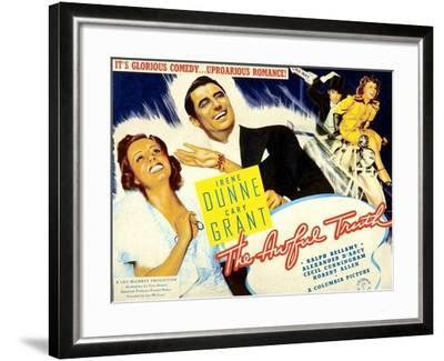 The Awful Truth, 1937--Framed Art Print