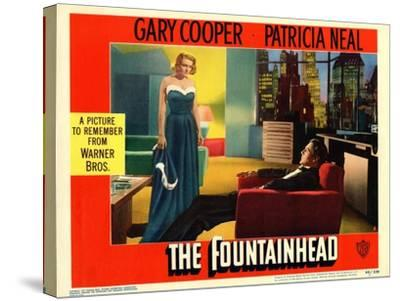 The Fountainhead, 1949--Stretched Canvas Print