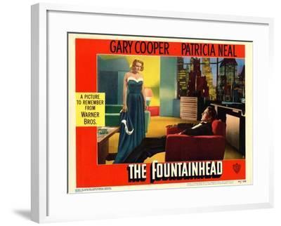 The Fountainhead, 1949--Framed Art Print