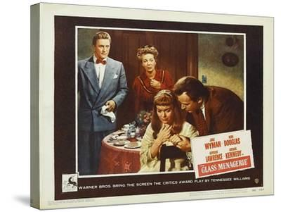 The Glass Menagerie, 1950--Stretched Canvas Print
