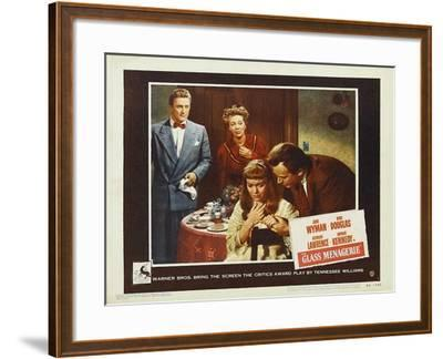 The Glass Menagerie, 1950--Framed Art Print