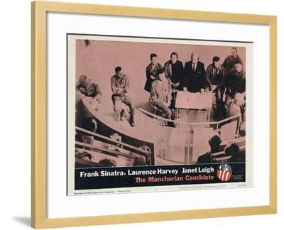 The Manchurian Candidate, 1962--Framed Art Print