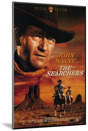 The Searchers, 1956--Mounted Art Print