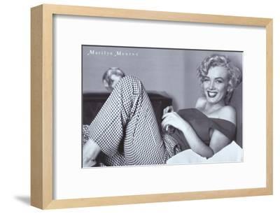 Monroe, Marilyn, 9999--Framed Art Print