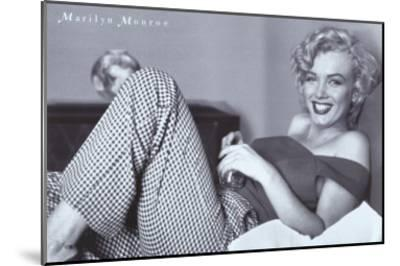 Monroe, Marilyn, 9999--Mounted Art Print