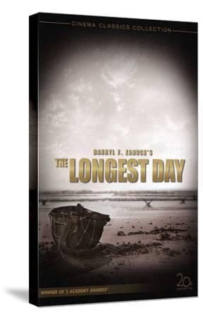 The Longest Day, 1962--Stretched Canvas Print