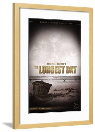 The Longest Day, 1962--Framed Art Print