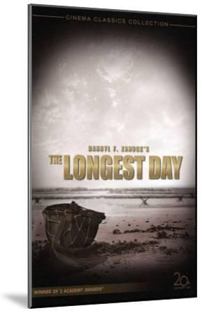 The Longest Day, 1962--Mounted Art Print