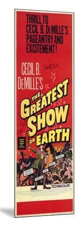 The Greatest Show on Earth, 1967--Mounted Art Print