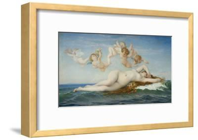Birth of Venus-Alexandre Cabanel-Framed Giclee Print