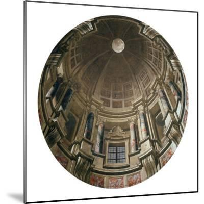 Dome-Andrea Pozzo-Mounted Giclee Print