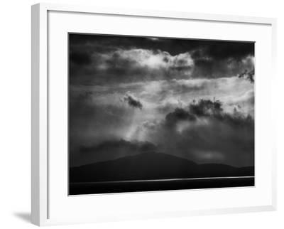 Dunmanus Bay, West Cork Ireland, View of North Side of Mizen Peninsula-EJ Carr-Framed Photographic Print