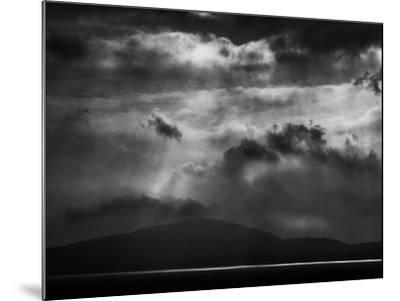 Dunmanus Bay, West Cork Ireland, View of North Side of Mizen Peninsula-EJ Carr-Mounted Photographic Print