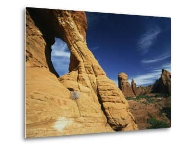 Red Rocks of Sedona-Martin Gray-Metal Print