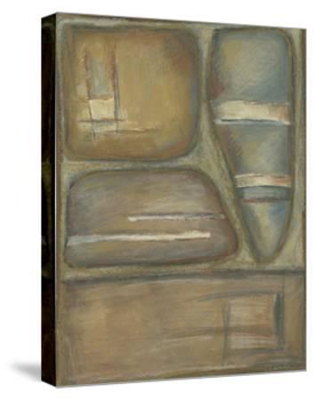 Relic III-Chariklia Zarris-Stretched Canvas Print