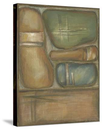 Relic IV-Chariklia Zarris-Stretched Canvas Print