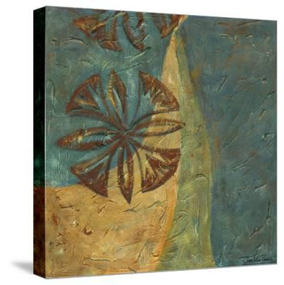 Lattice work VIII-Chariklia Zarris-Stretched Canvas Print