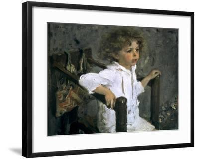 Mika Morosov-Valentin Aleksandrovich Serov-Framed Premium Giclee Print
