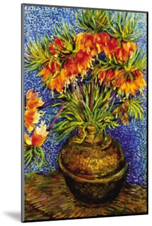 Fritillaries-Vincent van Gogh-Mounted Art Print