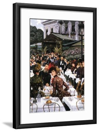 The Women of The Artist-James Tissot-Framed Art Print