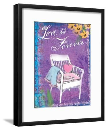 Love is Forever-Flavia Weedn-Framed Giclee Print