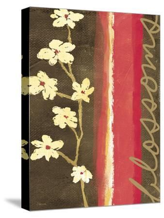 Blossoms-Flavia Weedn-Stretched Canvas Print