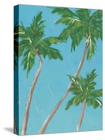 Palm Tree Sway-Flavia Weedn-Stretched Canvas Print