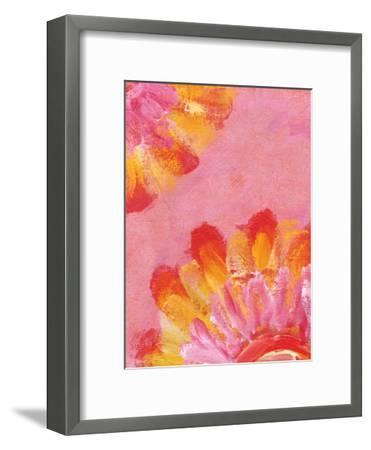 Hot Summer Daisies-Flavia Weedn-Framed Giclee Print