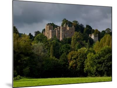 Dunster Castle, Somerset, England, United Kingdom, Europe-Charles Bowman-Mounted Photographic Print