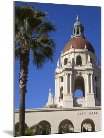 City Hall, Pasadena, Los Angeles, California, United States of America, North America-Richard Cummins-Mounted Photographic Print