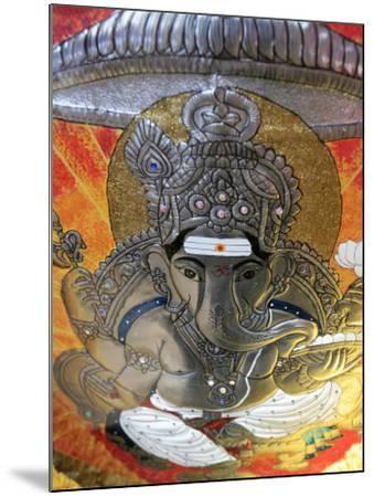 Ganesh, Batu Caves, Kuala Lumpur, Malaysia, Southeast Asia, Asia-Godong-Mounted Photographic Print