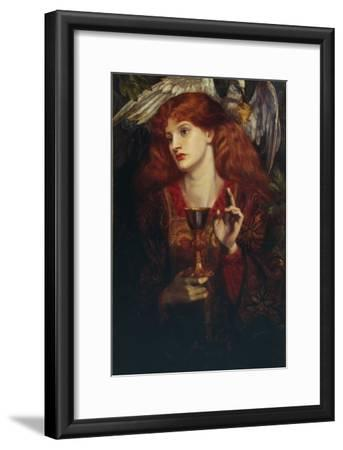 The Damsel of the Sanct Grail, 1874 Giclee Print by Dante