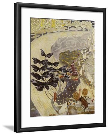 Illustration, 1928-Hans Baluschek-Framed Giclee Print