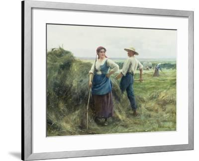 The Reapers-Julien Dupre-Framed Giclee Print