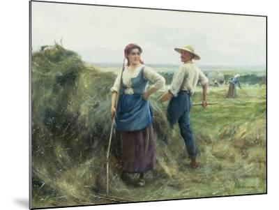 The Reapers-Julien Dupre-Mounted Giclee Print