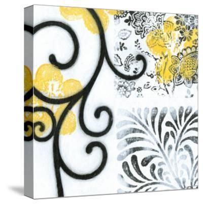 Opulence III-Norman Wyatt Jr^-Stretched Canvas Print