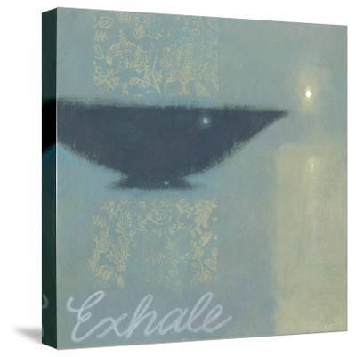 Exhale-Norman Wyatt Jr^-Stretched Canvas Print