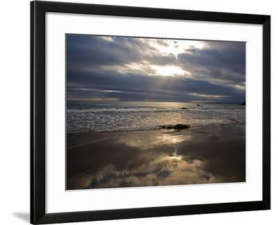 Lady's Cove, the Copper Coast, County Waterford, Ireland--Framed Photographic Print