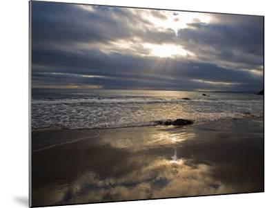 Lady's Cove, the Copper Coast, County Waterford, Ireland--Mounted Photographic Print