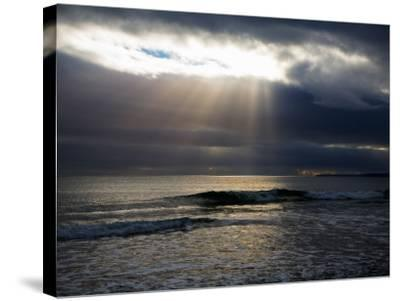 Lady's Cove, the Copper Coast, County Waterford, Ireland--Stretched Canvas Print