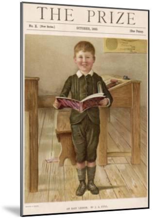 Norfolk Jacket 1893--Mounted Giclee Print