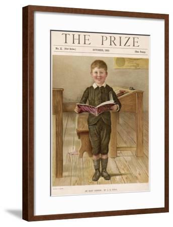 Norfolk Jacket 1893--Framed Giclee Print