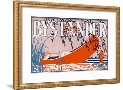 Bystander Masthead 1930--Framed Giclee Print
