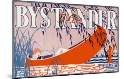 Bystander Masthead 1930--Mounted Giclee Print
