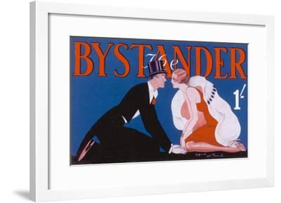 Bystander Masthead by Leon Heron, 1930--Framed Giclee Print