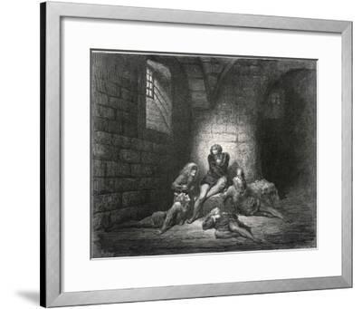 Ugolino della Gherardesca--Framed Giclee Print