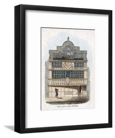 East India House, London--Framed Giclee Print