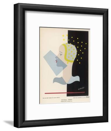 Female Type 1931--Framed Giclee Print