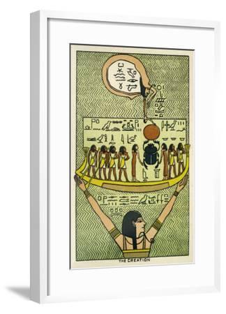 Vessel of Life--Framed Giclee Print