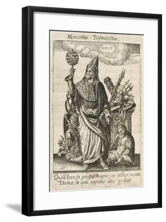 Hermes / Mercury--Framed Giclee Print